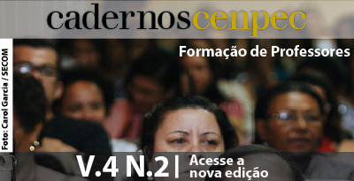 Cadernos Cenpec nº2 Volume 4