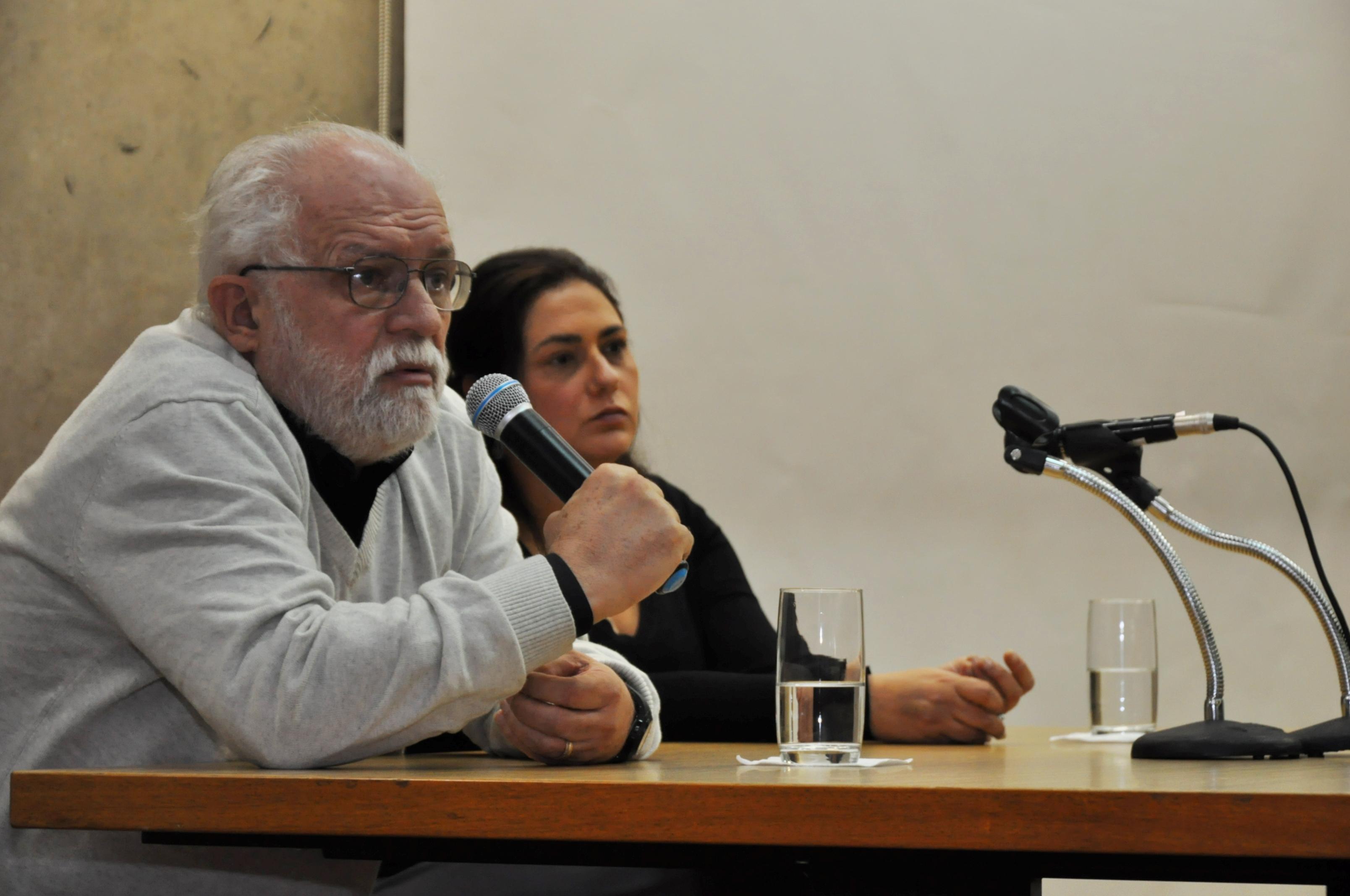Fernando Lefevre e Daniela Schoeps (Foto: Fabio Umbelino)